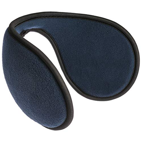 fiebig Ohrenschützer (Ohrenwärmer) für Damen und Herren|Earband in One Size Einheitsgröße 54-63 cm|innovativer Ohrenschutz hält die Ohren warm im Winter|Ohrwärmer (Blau)