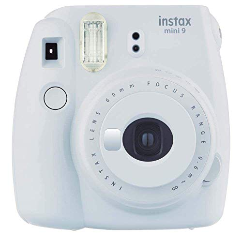 Fujifilm Instax Mini 9 Camera Smoky White, Camera, Smoky Weiß