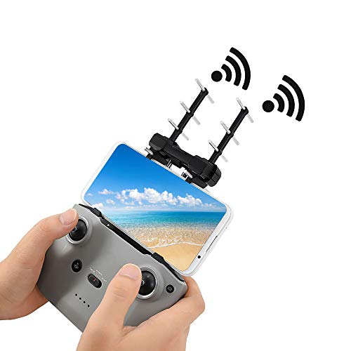 STARTRC Yagi Antenna Signal Booster Remote Controller Range Extender for DJI Mavic air 2/Mini 2 Drone (2.4Ghz )