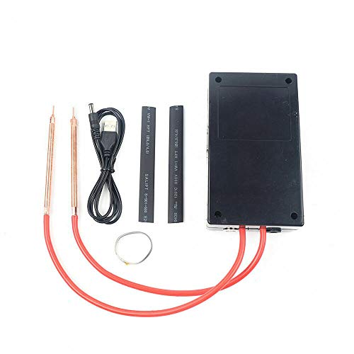 DIY Portable Mini Spot Welder Integrated Kit Welding Machine Battery Spot Welder Kit Soldering Machine+Welding Pen+Charger