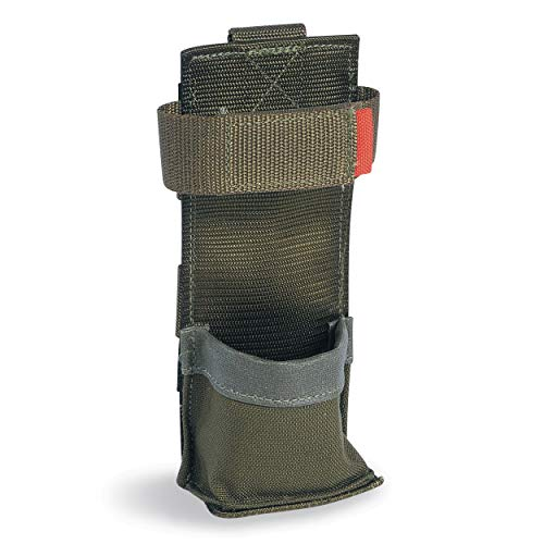 Tasmanian Tiger Tourniquet Pouch, Tactical MOLLE Tourniquet Holder, Military and Emergency First Responders, Olive