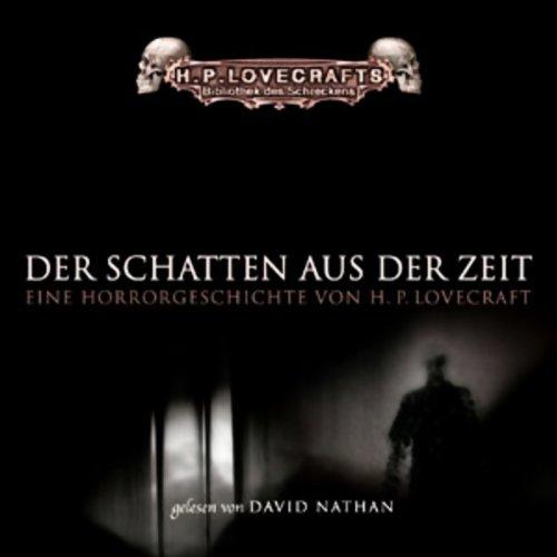Der Schatten aus der Zeit Titelbild