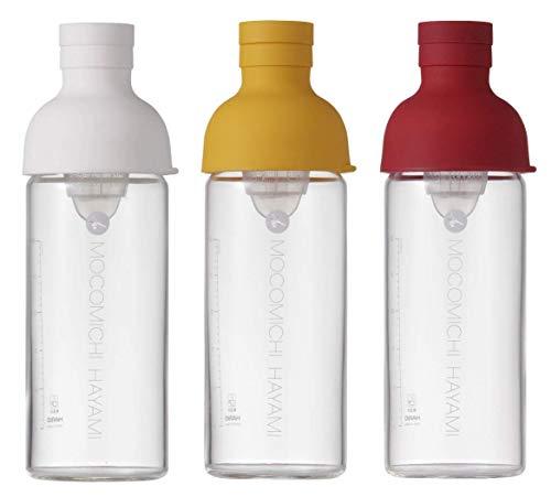 HARIO (ハリオ) 速水もこみち MOCO'Sキッチンモデル フレーバークッキングボトル 300ml 3本セット