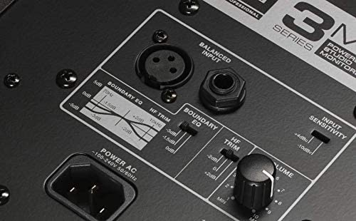 JBL 306P MKII Active Studio Reference Monitors