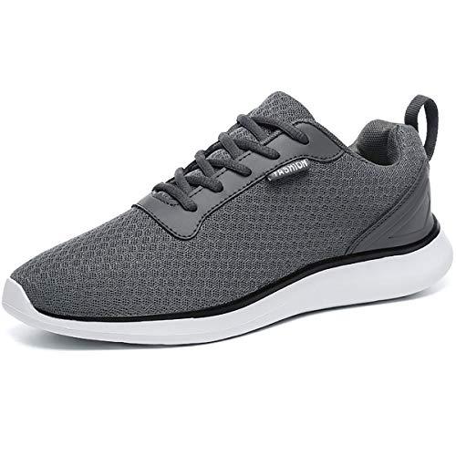 BaiMoJia Zapatillas Deportivas Hombre Zapatos Running Bambas