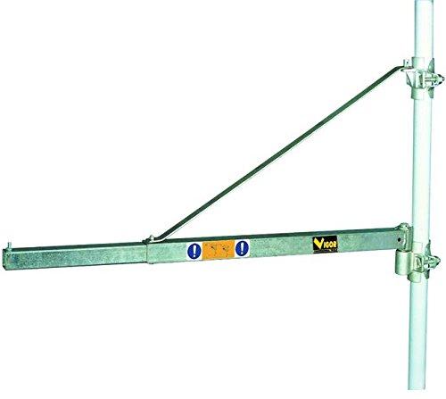 Vigor-Blinky 49732-15 Braccio Per Paranchi Elettrici, Per Modelli 125 E 200, 75/110 Cm