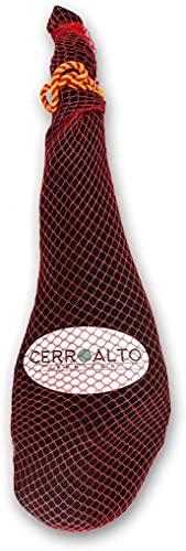 CERROALTO | Paleta de Cebo 100% Ibérica | Paleta Selecta Oro Cerroalto 24 meses de curación