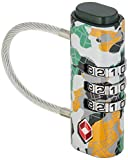 Kipling NEW TSA LOCK Candado para equipaje, 1 cm, Multicolor (Camo Map)