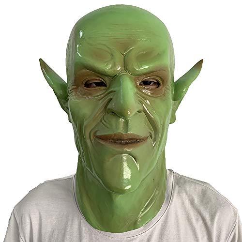 fx the halloween masks Imp Mask Evil Clown Latex Masks Diablo Demon Series Halloween Costume Cosplay Accessories