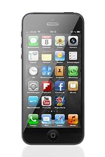 "Apple iPhone 5, 4"" Display, 16 GB, 2012, Schwarz (B0097CZBH4) | Amazon price tracker / tracking, Amazon price history charts, Amazon price watches, Amazon price drop alerts"