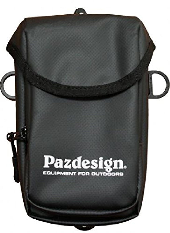 パズデザイン 渓流バッグ ターポリンモバイルポーチ PAC-239 ブラック
