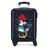 Trolley Minnie Sunny Day Disney Valigia da Viaggio CM. 55x38x20 in ABS - 3051724