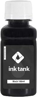 Compatível: Tinta Epson L355   L200 Corante Bulk Ink Black 100 ml - Ink Tank TINTA CORANTE PARA EPSON L355 L200 BULK INK B...