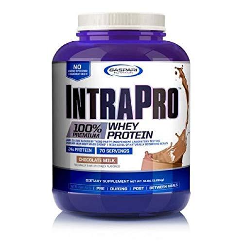 Gaspari Nutrition Proteine Isolate e Idrolizzate Intrapro Vanilla 2Lb - 1.2 kg