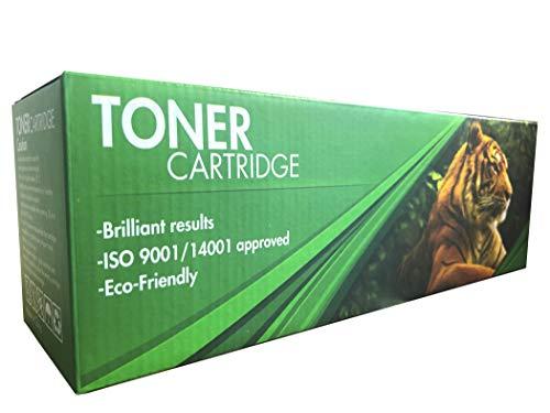Toner Generico Laser CE310 CF350 para su Uso en CP1025, Cp1025NW, MFP M175nw, M275 MFP. MFP M176, M177, M177fw Color Negro Black