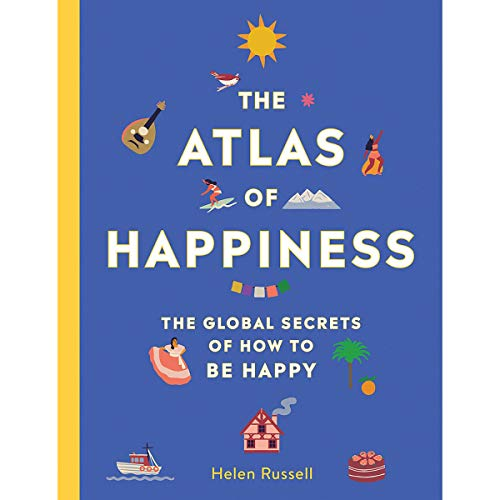 The Atlas of Happiness audiobook cover art