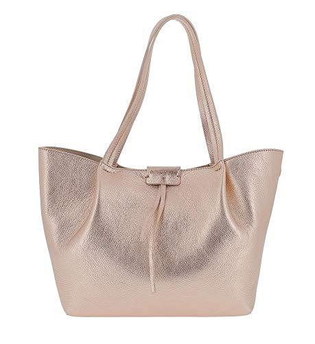 Patrizia Pepe Shopping bag mit Pochette
