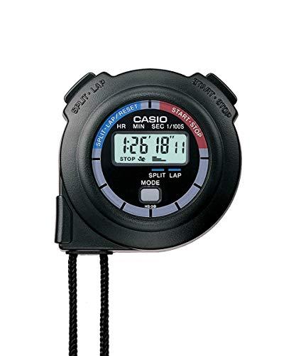 Casio Orologio Digitale al Quarzo Unisex con Cinturino in PU HS-3V-1RET