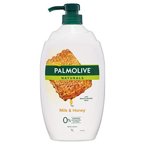 Palmolive Naturals Body Wash 1L Soap Free Shower Gel