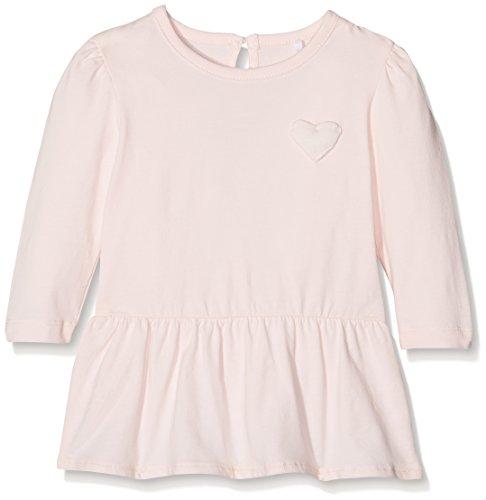 NAME IT NITDART LS TUNIC MZNB GER, T-Shirt À Manches Longues Bébé fille, Rose (Pink Dogwood), 86