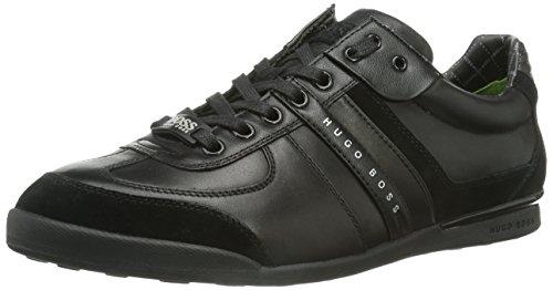 Boss AKI, Sneaker a Collo Basso Uomo, Nero (Schwarz 001), 41 EU