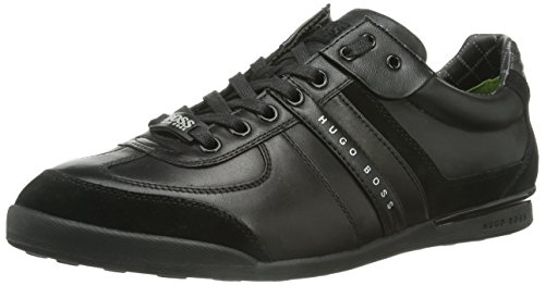 BOSS Green Aki 10167170 01, Herren Sneakers, Schwarz (Black 001), 40 EU