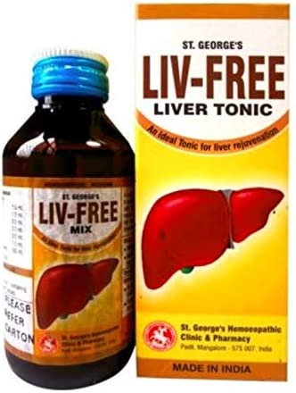 St. George's San Diego Special price Mall Liv- Free Liver Bottle ml Tonic of 230