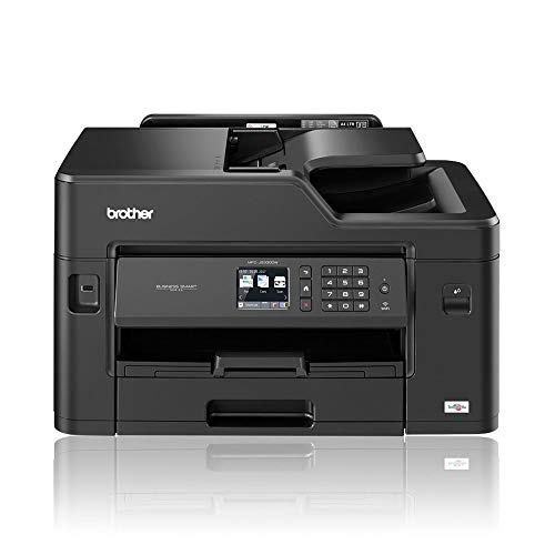 Brother MFC-J5330DW Colour Inkjet Printer - All-in-One, Wireless/USB 2.0/Network,...
