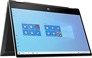 "Newest HP Pavilion x360 14"" HD WLED-Backlit Touch-Screen 2-in-1 Convertible Laptop, Intel Core i3-1005G1 up to 3.4GHz, 8GB..."