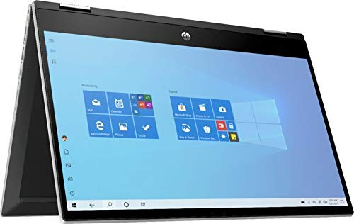 Newest HP Pavilion x360 14' HD WLED-Backlit Touch-Screen 2-in-1 Convertible Laptop, Intel Core i3-1005G1 up to 3.4GHz, 16GB DDR4, 1TB SSD, Webcam, WiFi, Bluetooth, Windows 10, ABYS 64GB Micro SD Card