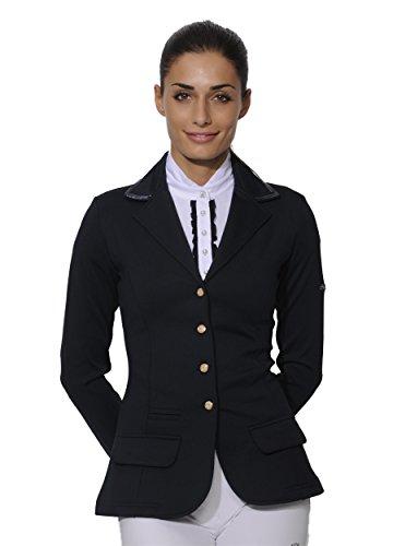 SPOOKS Turnierjacket Showjacket Sequin navy Größe XXS