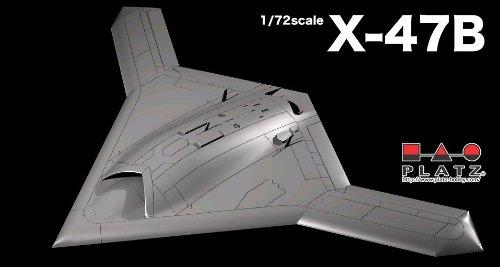 1/72 U.S.Navy UCAS X-47B (Plastic model)