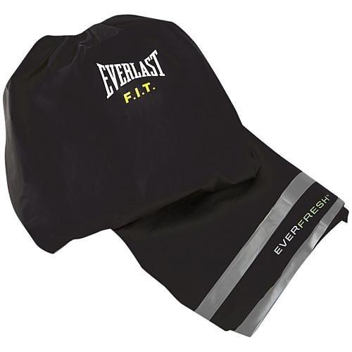 Everlast P00000489 FIT EVA Sauna Suit Black/Grey M/L