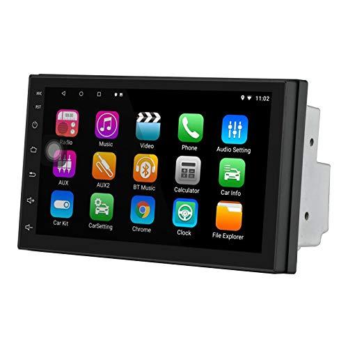 LEXXSON Touch screen da 7 pollici Android 8.1 Autoradio 1024x600 Navigazione GPS Bluetooth WIFI USB Player 1G DDR3 + 16G Memoria NAND Flash Mirror Link Controllo del volante