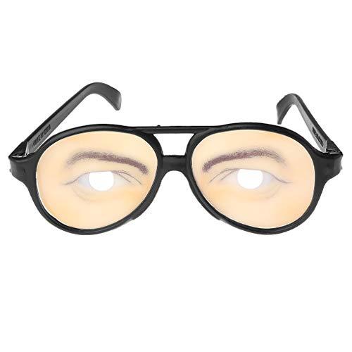 Gafas de Halloween con ojos locos, anteojos divertidos con forma de gafas que cambian de tono para Halloween, fiestas, bromas 1