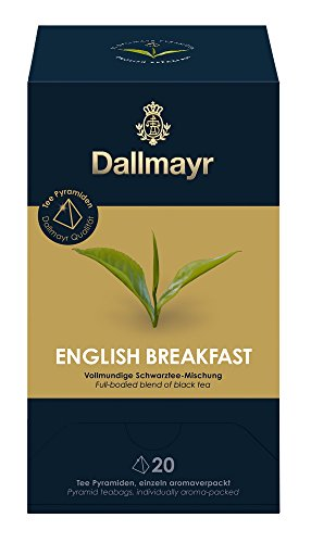 Dallmayr Teepyramide Englisch Breakfast, 0.107 g