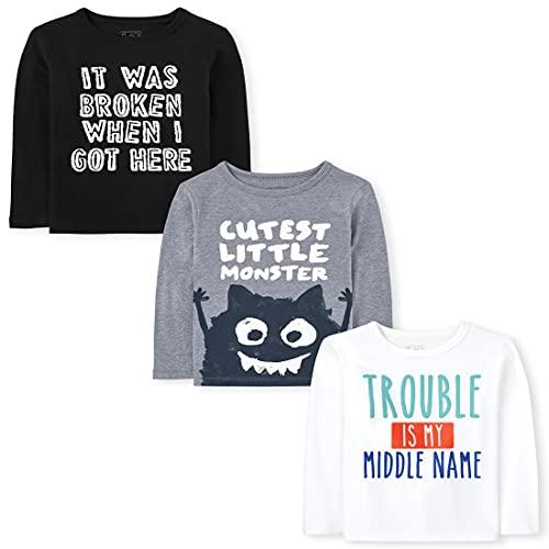 La Mejor Lista de Camisetas para Bebé al mejor precio. 8