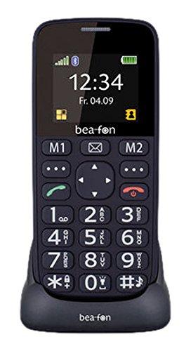 Bea-fon SL140 Großtastentelefon (3G) schwarz