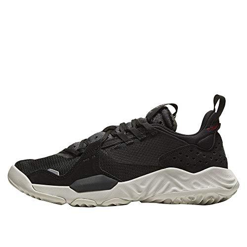 Jordan Delta Cd6109-001 - Zapato casual para hombre, negro (Negro/Antracita-claro hueso), 41 EU