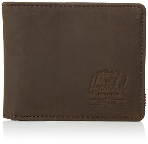 Best Wallets for Men: Herschel Supply Co. Roy Leather Wallet