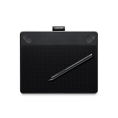 ワコム Intuos Comic 旧モデルペン&タッチ マンガ・イラスト制作用モデル Sサイズ ブラック CTH-490 K1