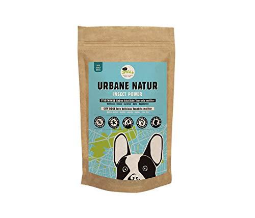 Eat Small URBANE Natuur eiwitrijk hondenvoer van insecten voor stadshonden, per stuk verpakt (1 x 6 kilogram)