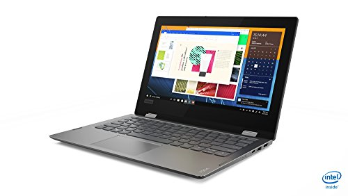Lenovo YOGA 330-11IGM Laptop 11.6″ HD Táctil, Intel Pentium N5000, 4GB RAM, 128GB SSD, Windows 10