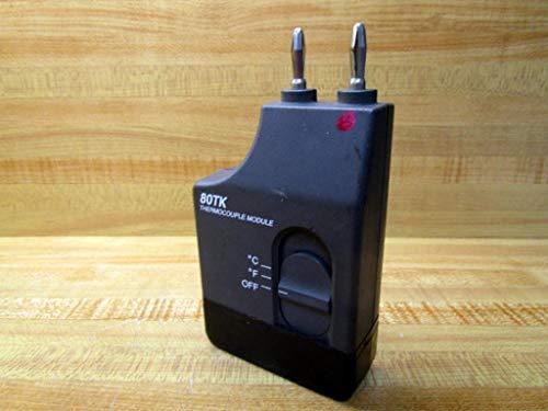 Fluke 80TK Adapter für Thermoelement Typ K