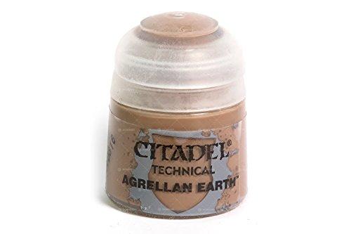 Citadel Technical: Agrellan Earth by Games Workshop by Games Workshop