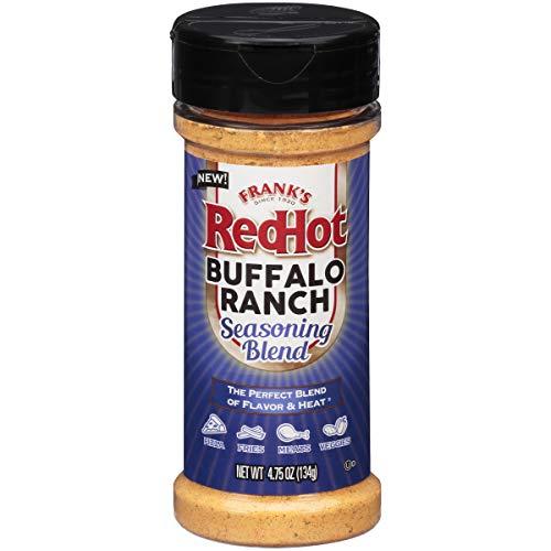Frank's RedHot Seasoning Blend Buffalo Ranch, 4.75 oz