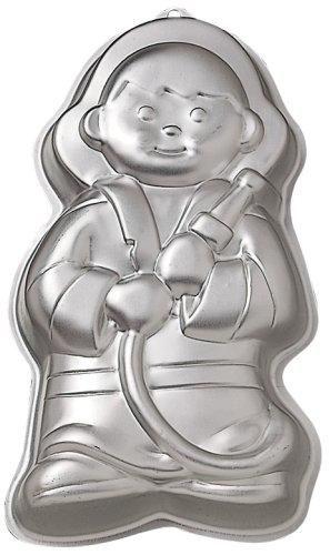Wilton Backform aus Aluminium für kleine Helden