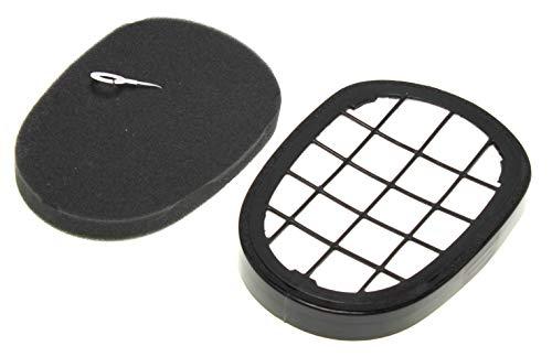 Filter CP0663,300000519471 kompatibel mit/Ersatzteil für Philips FC6812, FC6813, FC6814, FC6822 SpeedPro Max