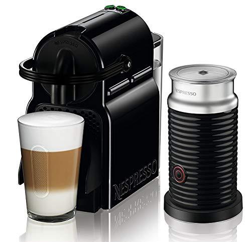 De'Longhi Nespresso Inissia EN 80.BAE Kaffemaschine (1500 W) Schwarz