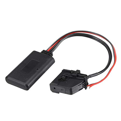 YONGYAO 18 Poliger Bluetooth-MP3-AUX-Adapter für VW Navi MFD2 RNS2 Golf 5 Passat Touran Audi Ford
